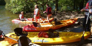 CDA kayaking at Windermere