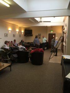 Barrow Deaf Centre meeting
