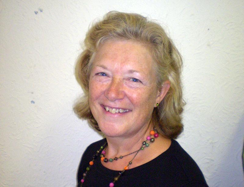 Jean Riley portrait photo